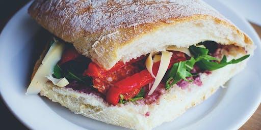 SANDWICH CLUB PRESENTS: MAKE ME A SANDWICH