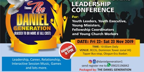 2019 YOUNG MINISTERS LEADERSHIP CONFERENCE tickets