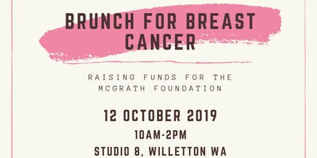 Brunch for Breast Cancer tickets