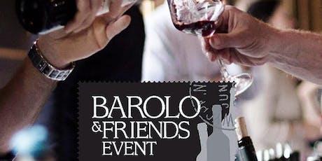 Barolo & Friends in Ireland tickets