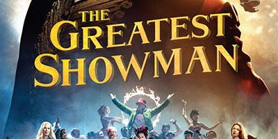 Dementia Friendly Film Screening of The Greatest Showman