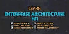Enterprise Architecture 101_ 4 Days Training in Cambridge