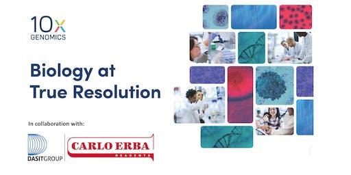 10X Genomics Visium Spatial Gene Expression Solution RoadShow   Humanitas Research   Milan, Italy
