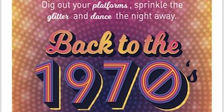 70's disco night tickets