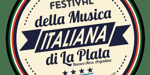 Semifinal V Festival de la Música Italiana de La Plata