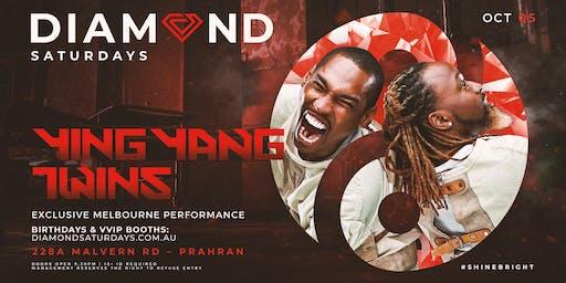 YING YANG Twins - Exclusive Performance - Diamond Saturdays