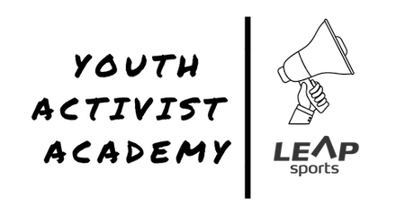 Youth Activist Academy Graduation billets