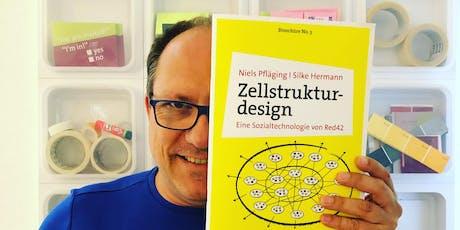 Zellstrukturdesign - Konzept- & Praxisworkshop mit Niels Pfläging Tickets