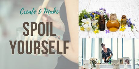 Spoil Yourself - Create & Make Workshop tickets