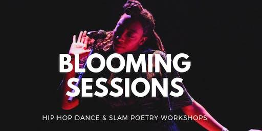 Blooming Sessions : Hip Hop dance & Slam Poetry workshop