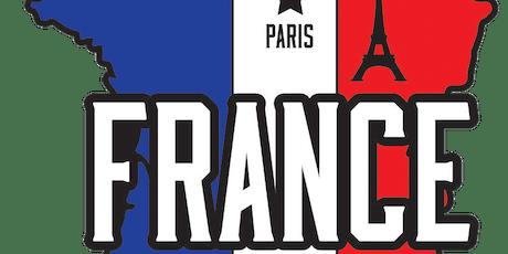 The Race Across France 5K, 10K, 13.1, 26.2-Charleston tickets