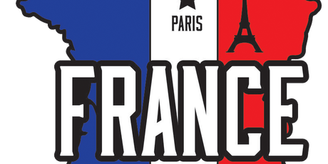 The Race Across France 5K, 10K, 13.1, 26.2-Mobile tickets