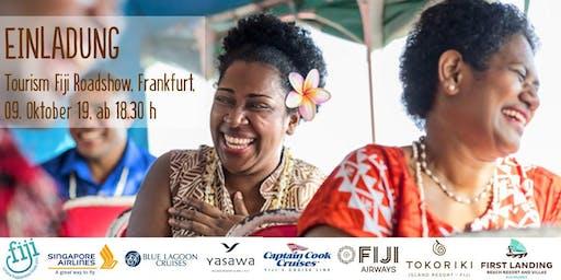 Tourism Fiji Roadshow Frankfurt