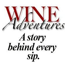 Wine Adventures Magazine + Sommelier Services logo