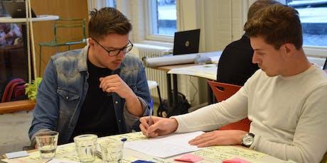 Match Making Selectie Dag 2 - Green Deal Media Hilversum (onderdeel GO!-NH) - Op uitnodiging tickets