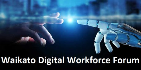 Waikato Digital Workforce Forum tickets
