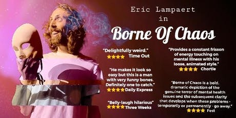 Eric Lampaert: Borne Of Chaos tickets