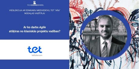 Ar ko darbs Agile atšķiras no klasiskās projektu vadības?  tickets