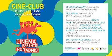 Cinéma Parents Non Admis - 07/03/2020 billets