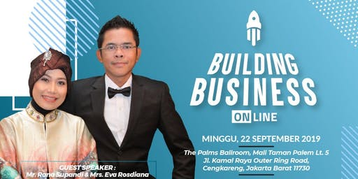 BUILDING BUSINESS ONLINE