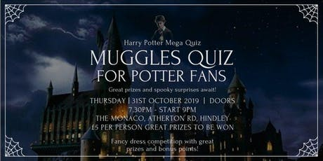 Muggles Quiz for Potter Fans tickets
