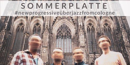 SOMMERPLATTE | Album Releaseshow