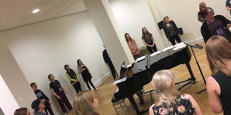 Singing workshop - Try singing in a choir tickets