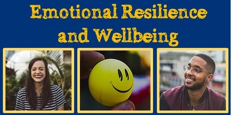 Emotional Resilience and Wellbeing tickets
