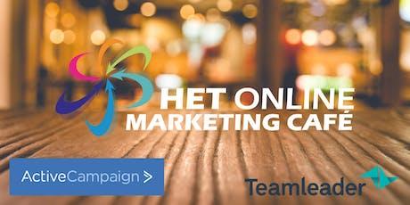 Online Marketing Café Zwolle - Marketing Automation & lead opvolging tickets