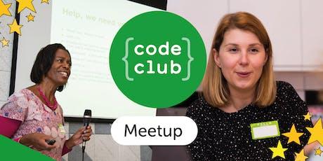Code Club Meetup - The Curve, Teesside University tickets