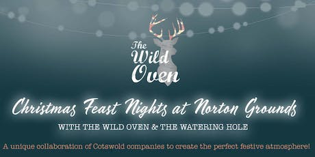 Register for Christmas Feast Nights at Norton Grounds tickets