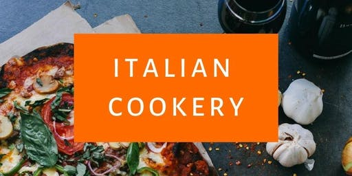 A Taste Of Italy Cookery Course (Adults)