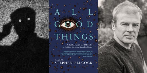 All Good Things: Stephen Ellcock in conversation with Mark Haddon
