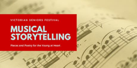 Musical Storytelling , All Ages  tickets