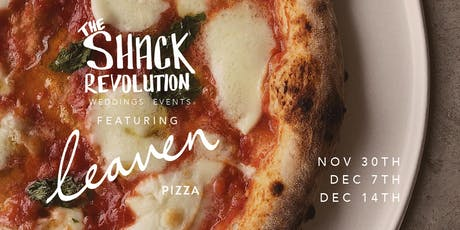 Christmas Nights at The Shack Revolution Ft Leaven Pizza tickets