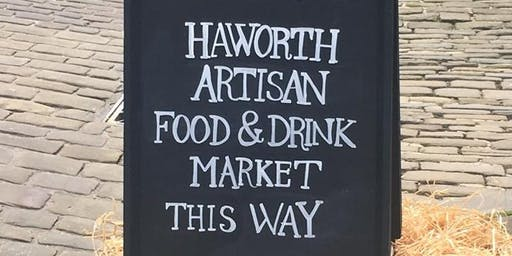 Haworth's Artisan Food and Drink Market For Manorlands Hospice