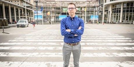 Broodje ARhus: Hajo Beeckman over  'Vlaanderen uit de knoop' Tickets