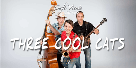 Música Jazz en directo: THREE COOL CATS entradas