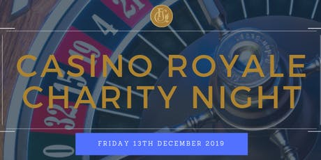 Casino Royale Theme Night tickets