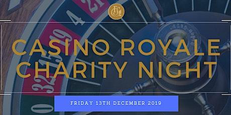 Casino Royale Theme Night tickets