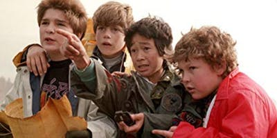 Screenyard: The Goonies