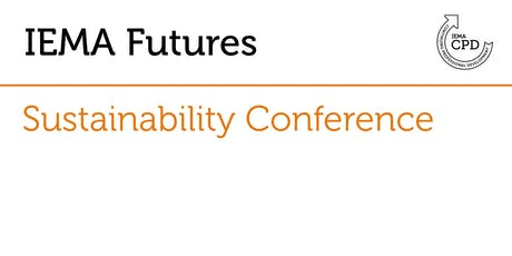 IEMA Futures Sustainability Conference tickets