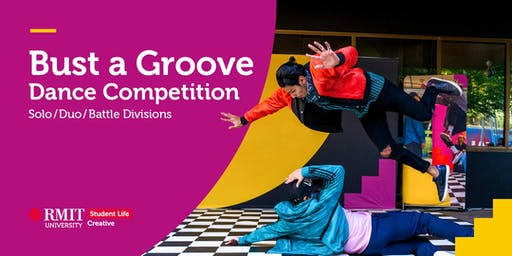 Bust a Groove Dance Competition - Final