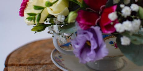 The Vintage Flower Workshop tickets