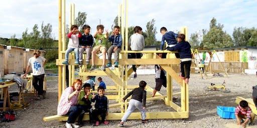 Kennismakers: Help! Ik help een vluchteling!