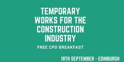 Temporary Works For The Construction Industry