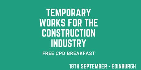 Temporary Works For The Construction Industry tickets