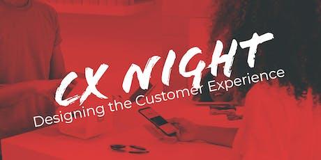 CX Night - Designing the Customer Experience (2 Talks) tickets