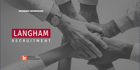 Proactive Talent Mapping - Langham Recruitment tickets