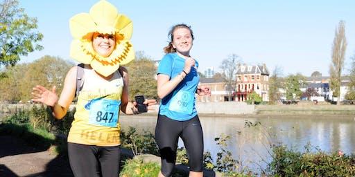 Thames Meander Half Marathon